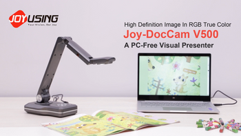 Joy DocCam V500 Document Camera For Classroom And Conference