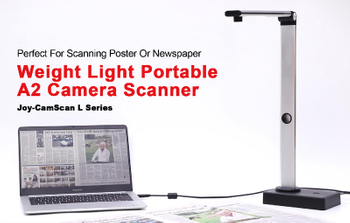 Be an Easy Job to Scanner A2 and A3 Poster Or Newspaper